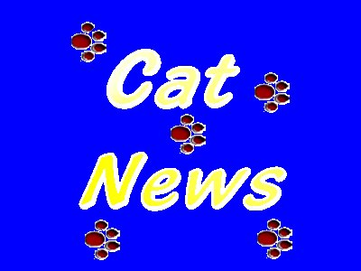 Bringing you news about cats from around the globe.